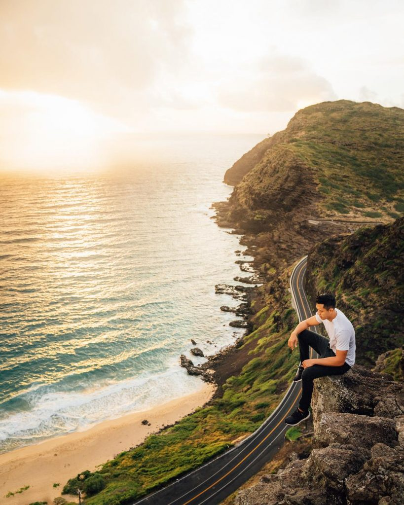 Hike the tom-tom trail for sunrise - Best Things to Do in East Oahu