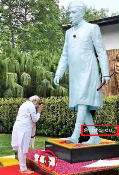 C:\Users\Lenovo\Desktop\FC\Modi bowing to Nehru6.jpg