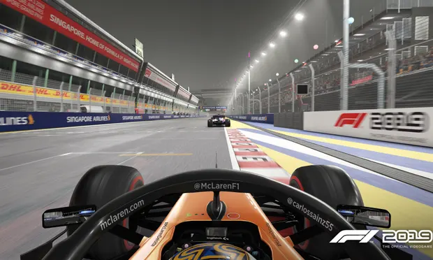 F1 Converted to Esports Event