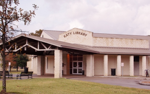 Lunchtime Genealogy at Katy Branch Library