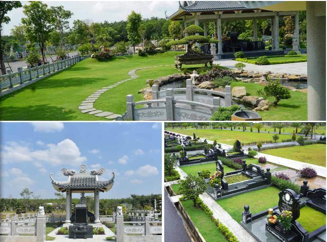 Công viên Vĩnh Hằng Long Thành, chốn thờ phụng tâm linh cho người đã khuất