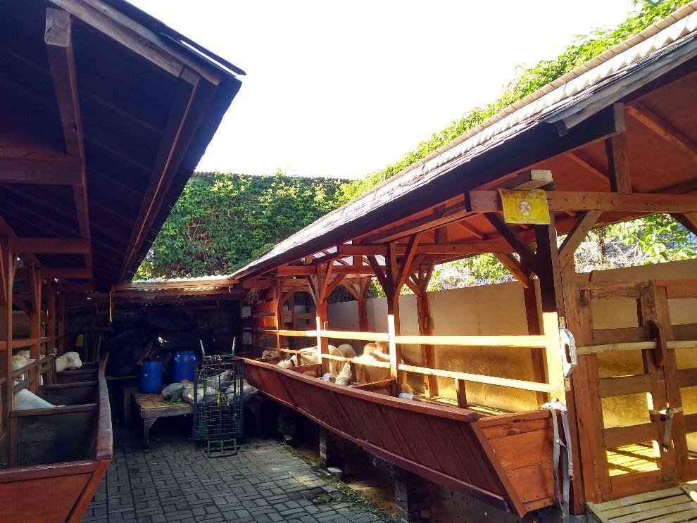 Lembang farmhouse