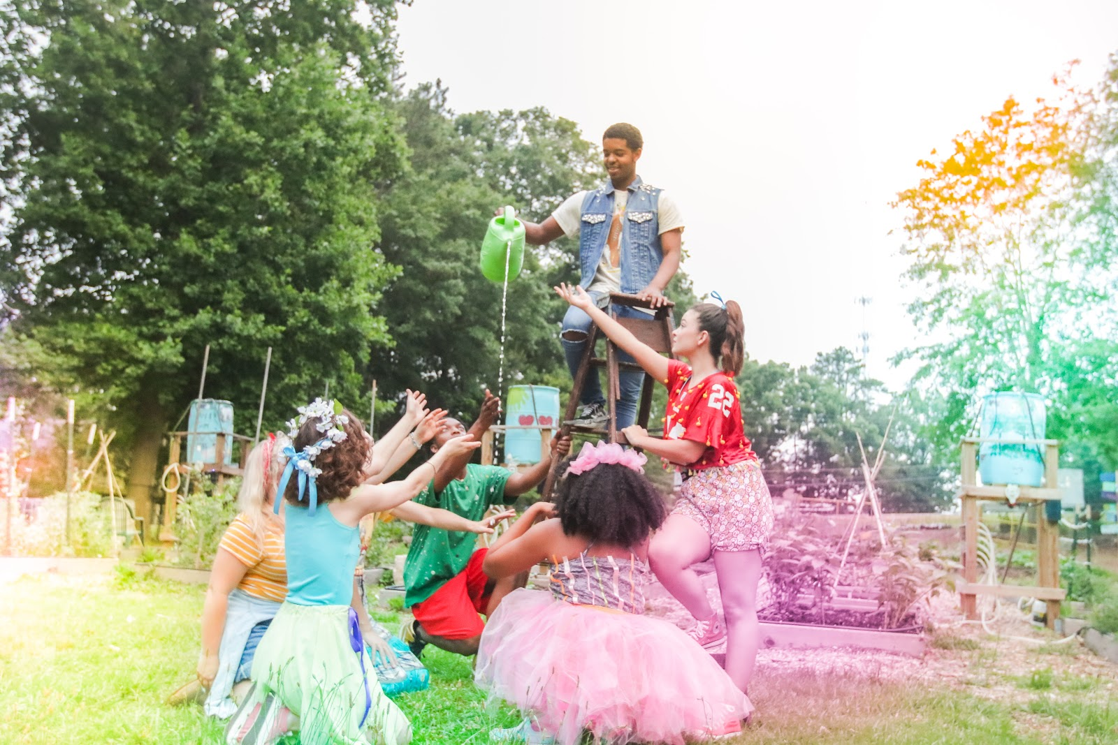 Nomad Theatre Company Launches With Inaugural Production Of GODSPELL