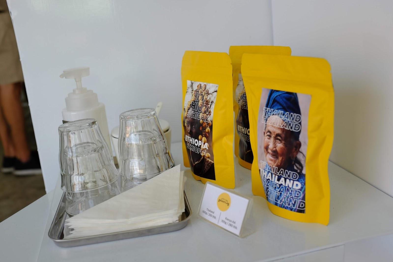 Yellow Crafts Café
