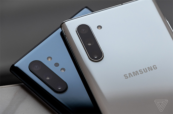 Săm soi camera của siêu phẩm Galaxy Note 10 có gì đặc sắc