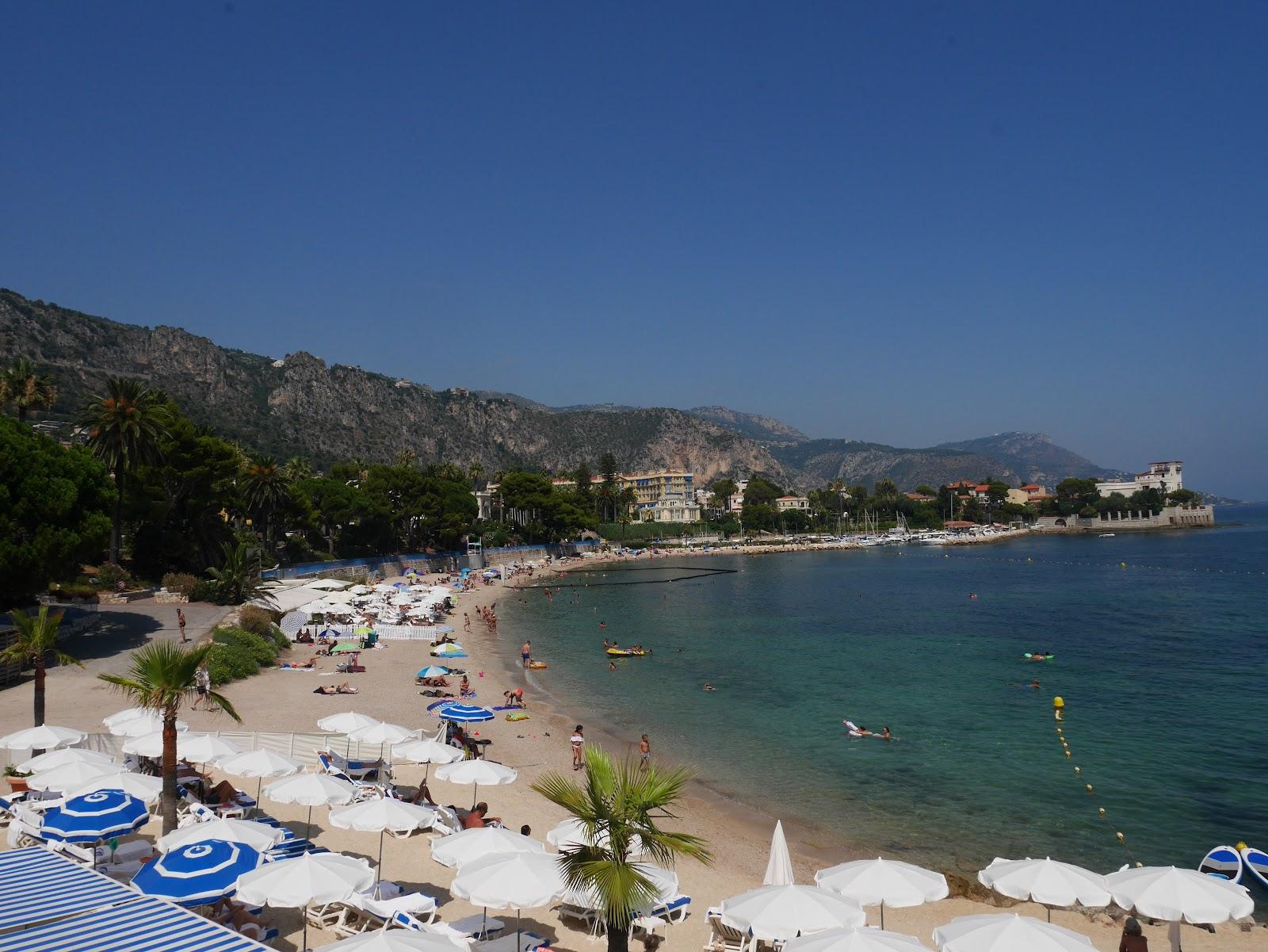 Cap Ferrat beach; Côte d'Azur