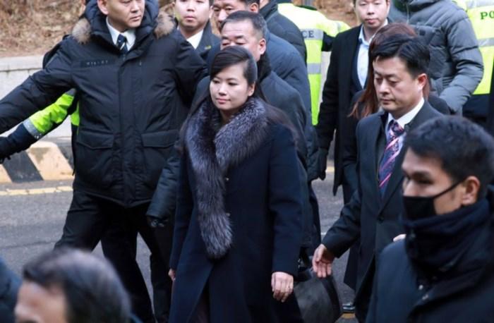 Cận cảnh người yêu cũ xinh đẹp và quyền lực của Chủ tịch Kim Jong Un - Ảnh 3
