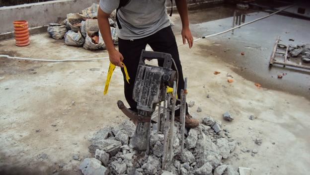 Khoan cắt bê tông giá rẻ nhất Tp. Hồ Chí Minh