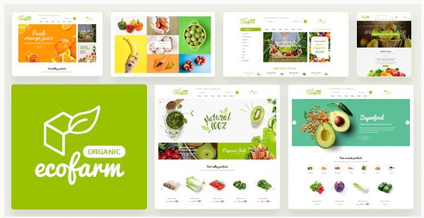 Ecofarm-Minimal magento theme