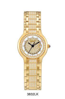 Đồng hồ Jewelry Watches 3832LK mặt hạt cọc chính hãng