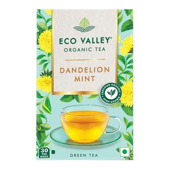 Eco Valley Organic Green Tea
