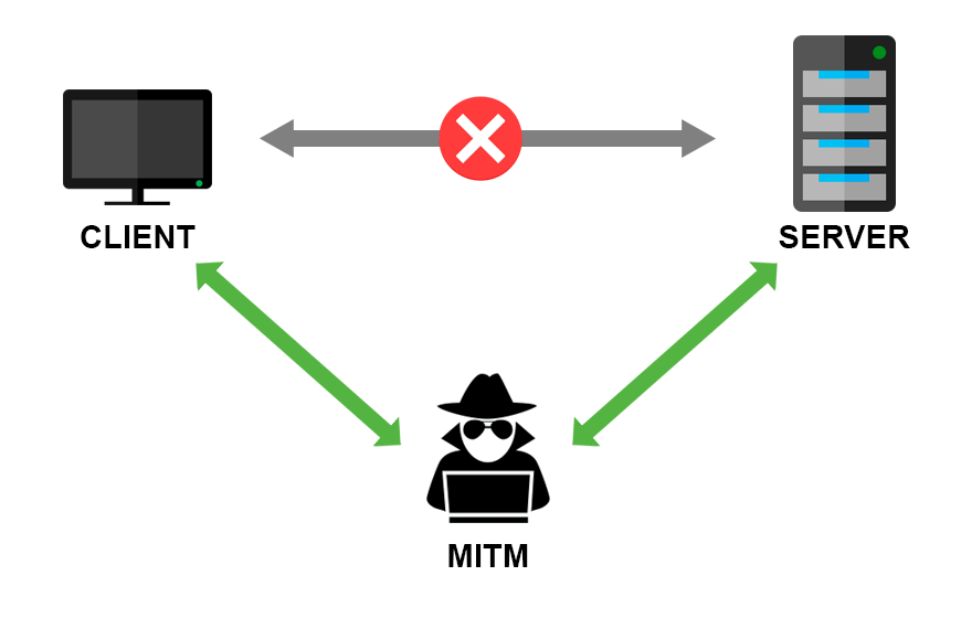 Performing Man in the Middle Attack on HTTPS Powered