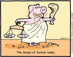 Résultats de recherche d'images pour «scales of justice cartoons»