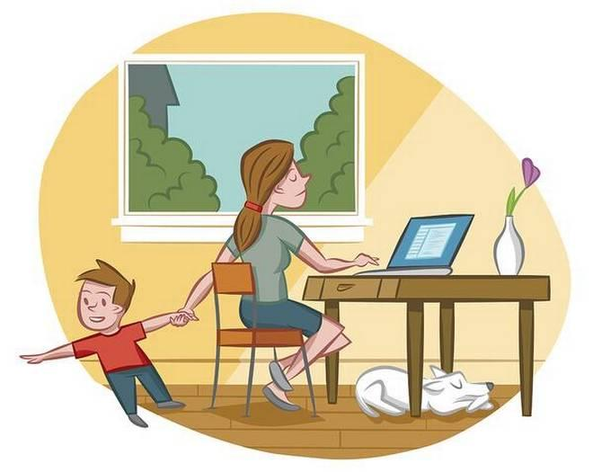 Image result for Centre to incentivise work-from-home jobs