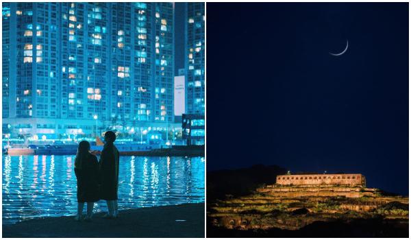 旅遊攝影 夜間攝影