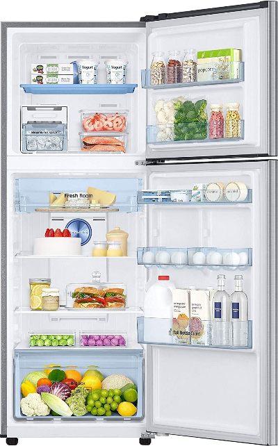 Samsung 2 Star Inverter Frost Free Double Door Refrigerator