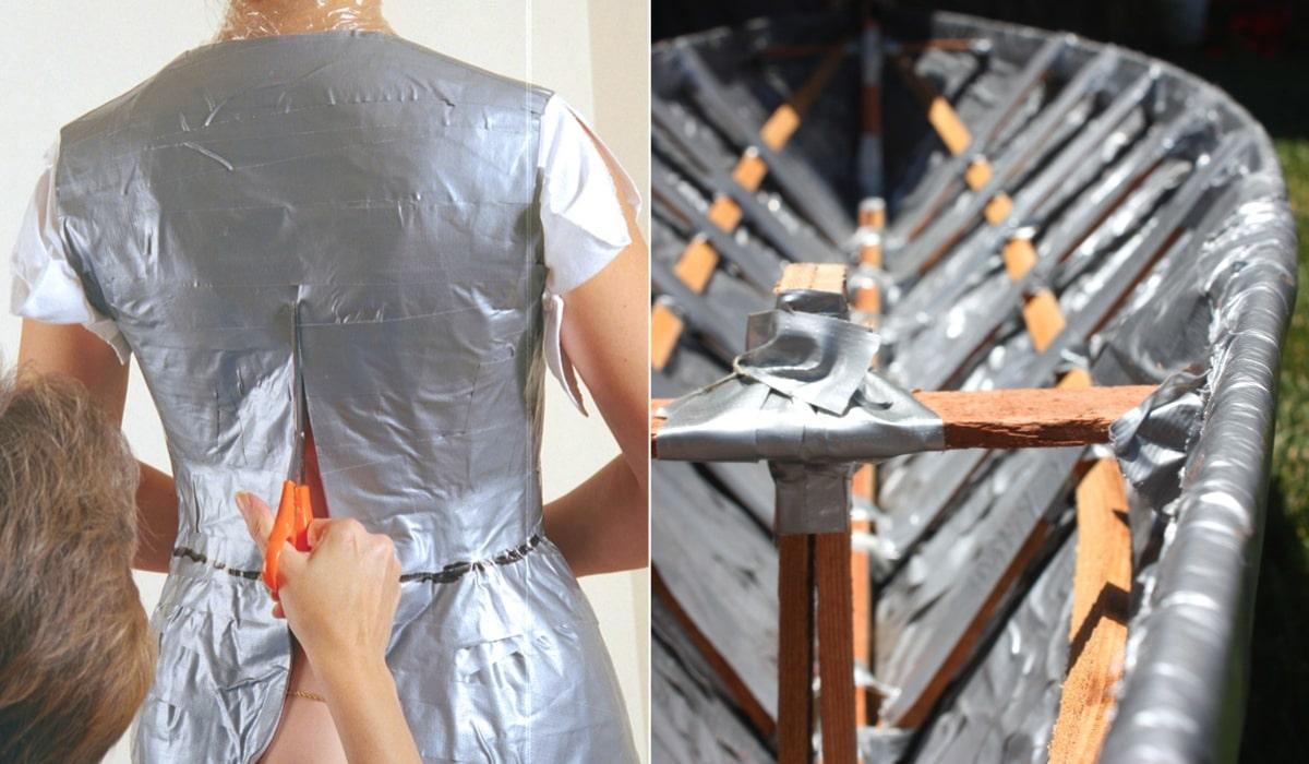 Everything You Should Know About The Wild Uses Of Duct Tapes