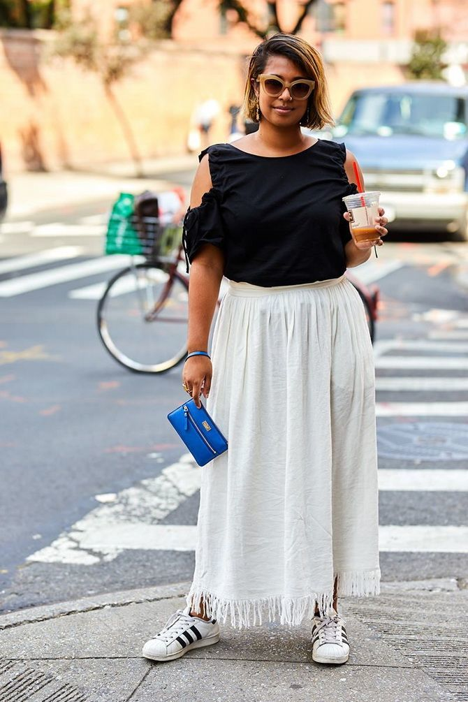 Plus-size fashion: best ideas for trendy outfits 2020 24