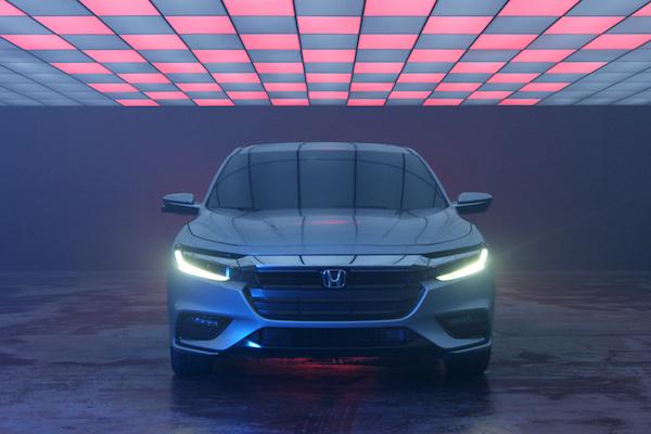 Honda Insight เปิดตัวคันต้นแบบ พร้อมจำหน่ายปี 2018 ในอเมริกา
