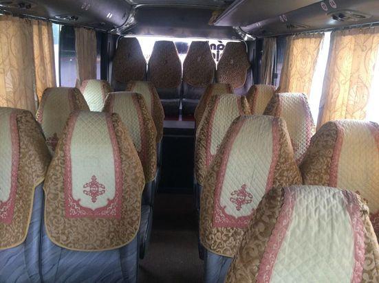 Nội thất xe Khánh Thịnh đi Sơn La từ Thái Nguyên