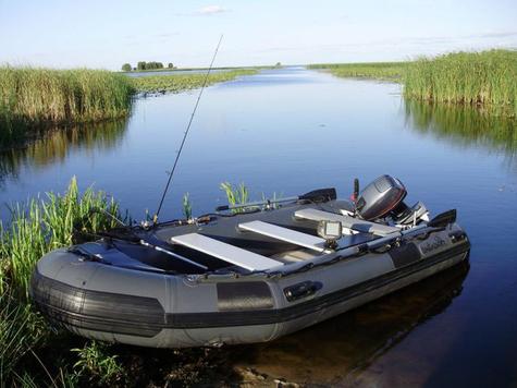 Туризм и путешествия : Лодка надувная резиновая или лучший вариант для рыбалки
