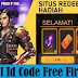 H-ff Id Code FF, Kode Redeem FF Resmi Garena Masih Aktif