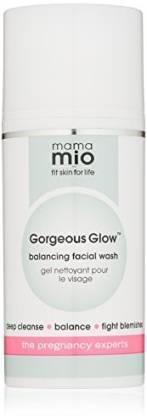 Mama Mio Gorgeous Glow Facial Wash