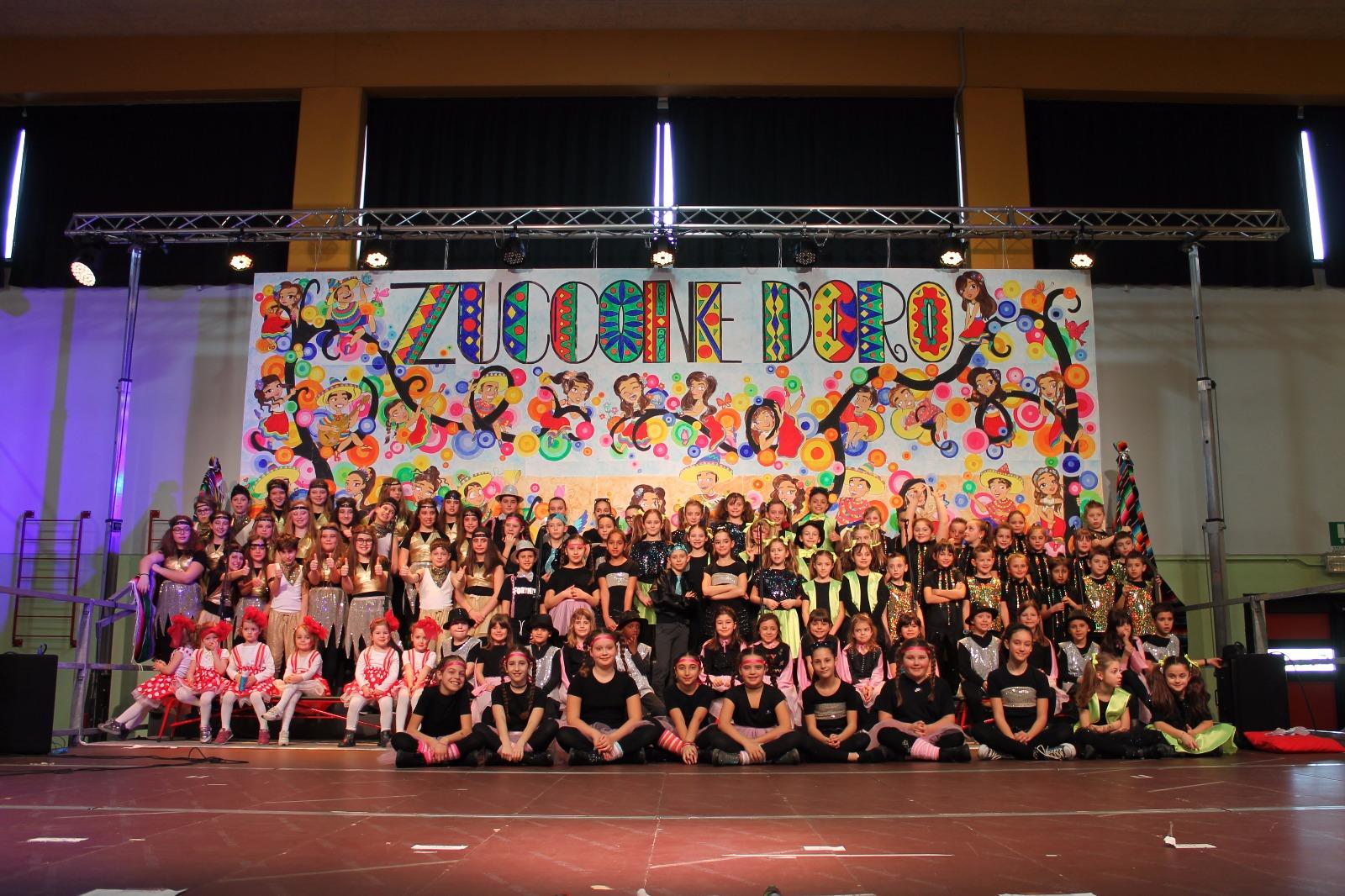 Carnevale in Collaborazione Zuccone D'Oro 2019
