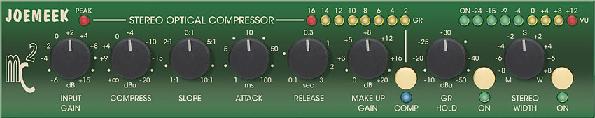 Joe Meek Mc2 Compressor