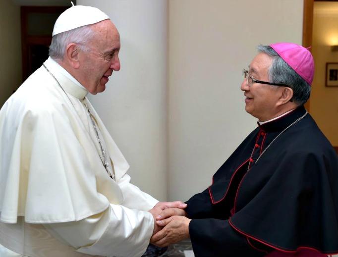 Vatican được yêu cầu bước vào Chảo dầu Triều tiên cho 'những cuộc đàm phán hòa bình thật sự'
