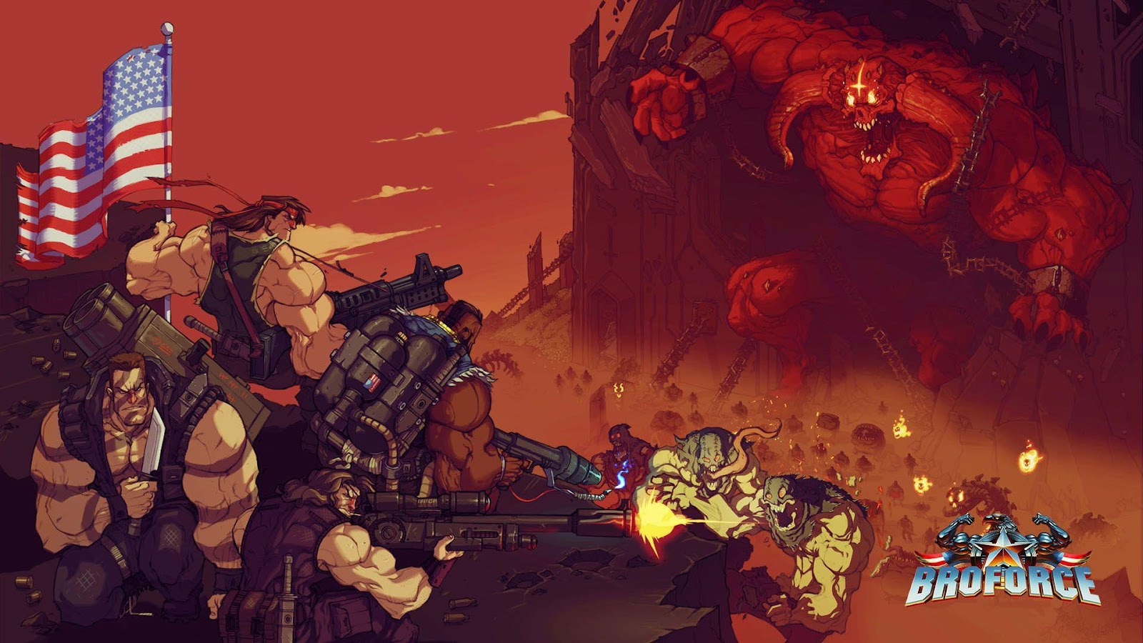 Broforce Bugs and Glitches | Fandom