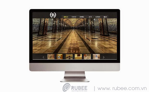 Thiết kế website Thịnh Phát 1 đẹp