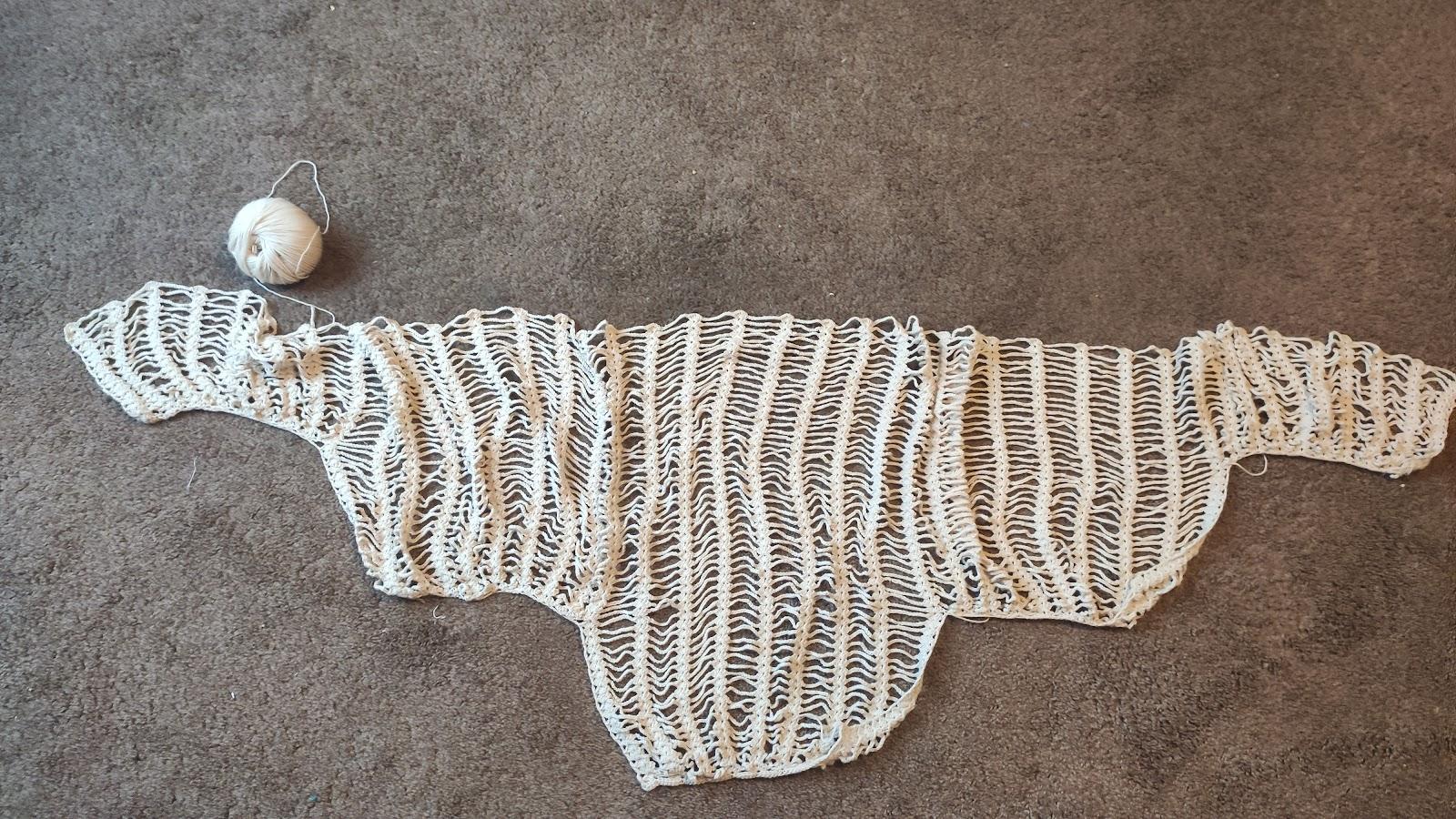 Crochet square 2 - Tudor Blanket Pattern