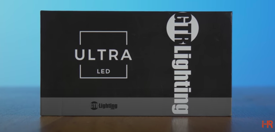 Top 25 Headlight Bulb Shootout - GTR Lighting Ultra 2