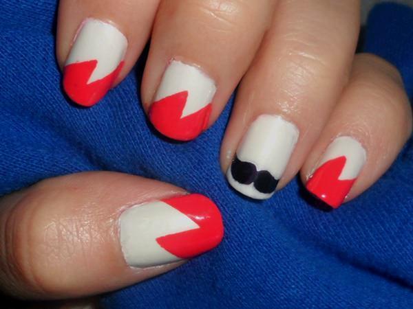 cute nail designs creem (31)