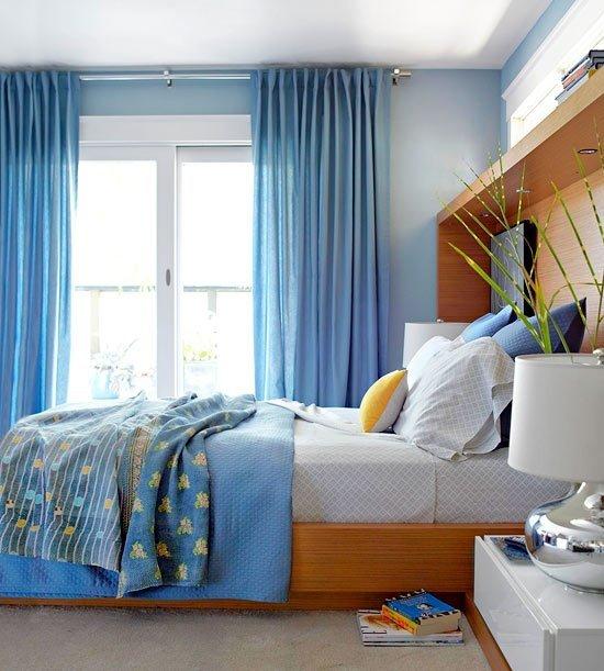 Phòng ngủ nên sơn màu gì 5