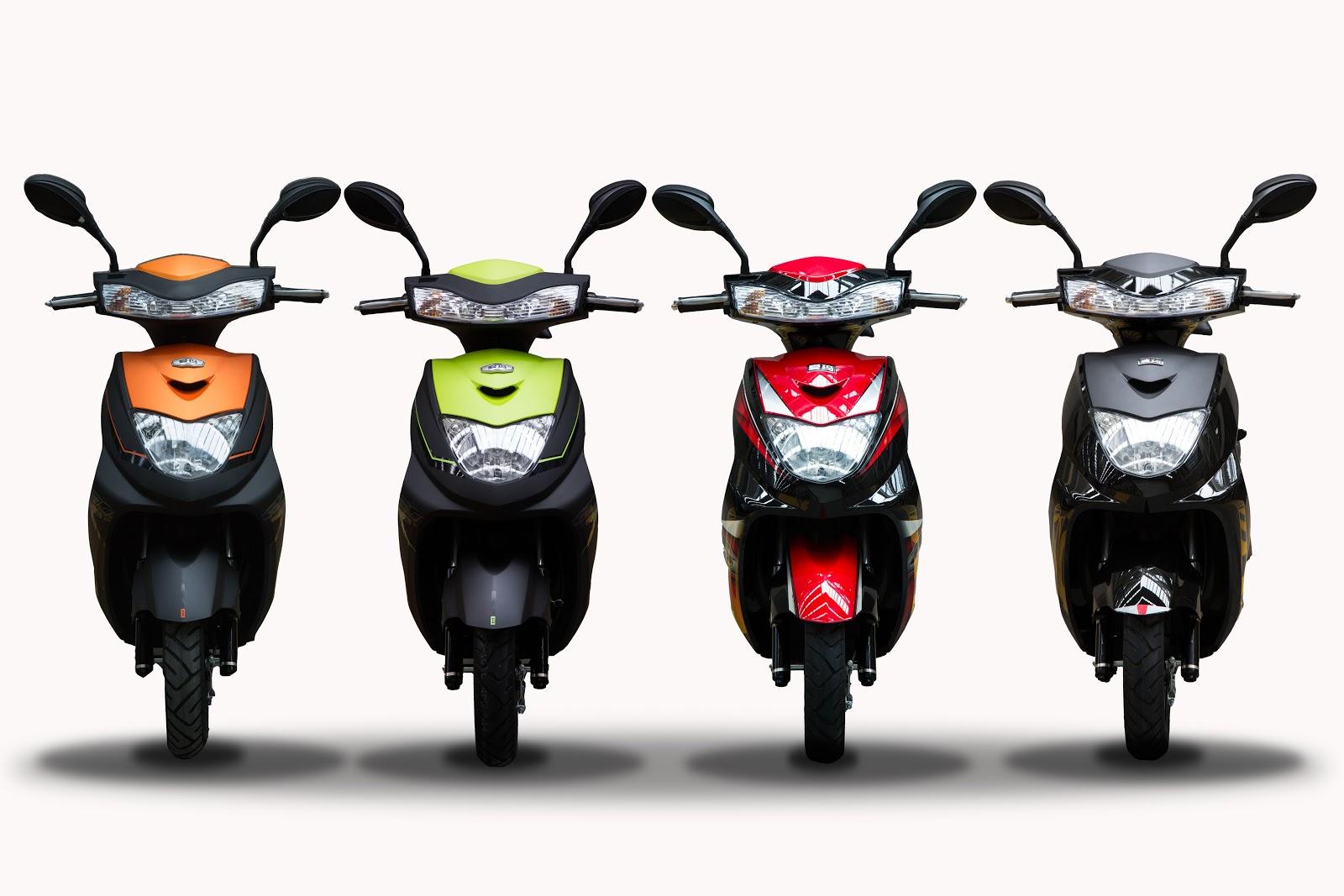 ¿Buscas un vehículo económico, efectivo para tu traslado y que no genere impacto al medio ambiente? La scooter eléctrica S3 automática ya está en Colombia ¡Conócela!