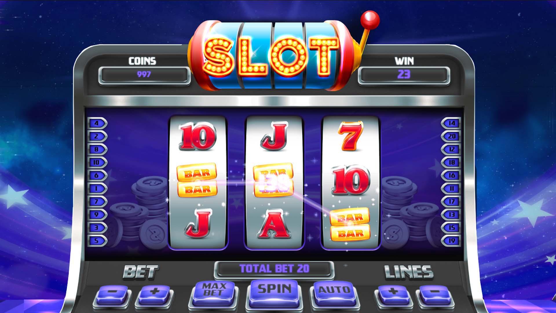 Những trò chơi Slot game được yêu thích tại nhà cái Vwin