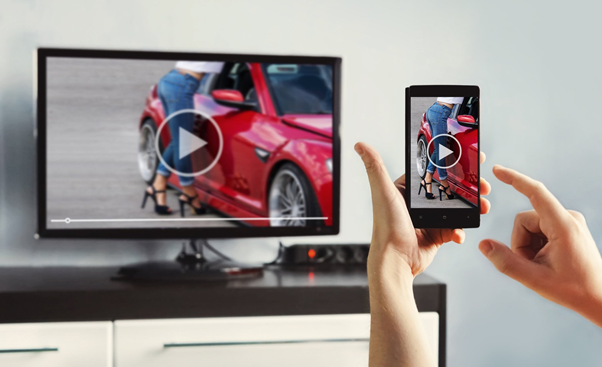 Connect Your Smartphone to Tv With Screen Mirroring