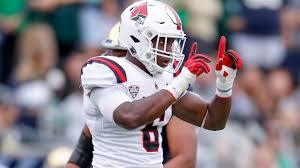 "Linebacker Jaylin Thomas ""Grows Up"" at Notre Dame - Ball State University  Athletics"