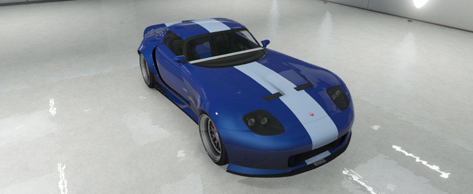 Der Bravado Banshee 900R ist ein günstiger Supersportwagen in GTA 5