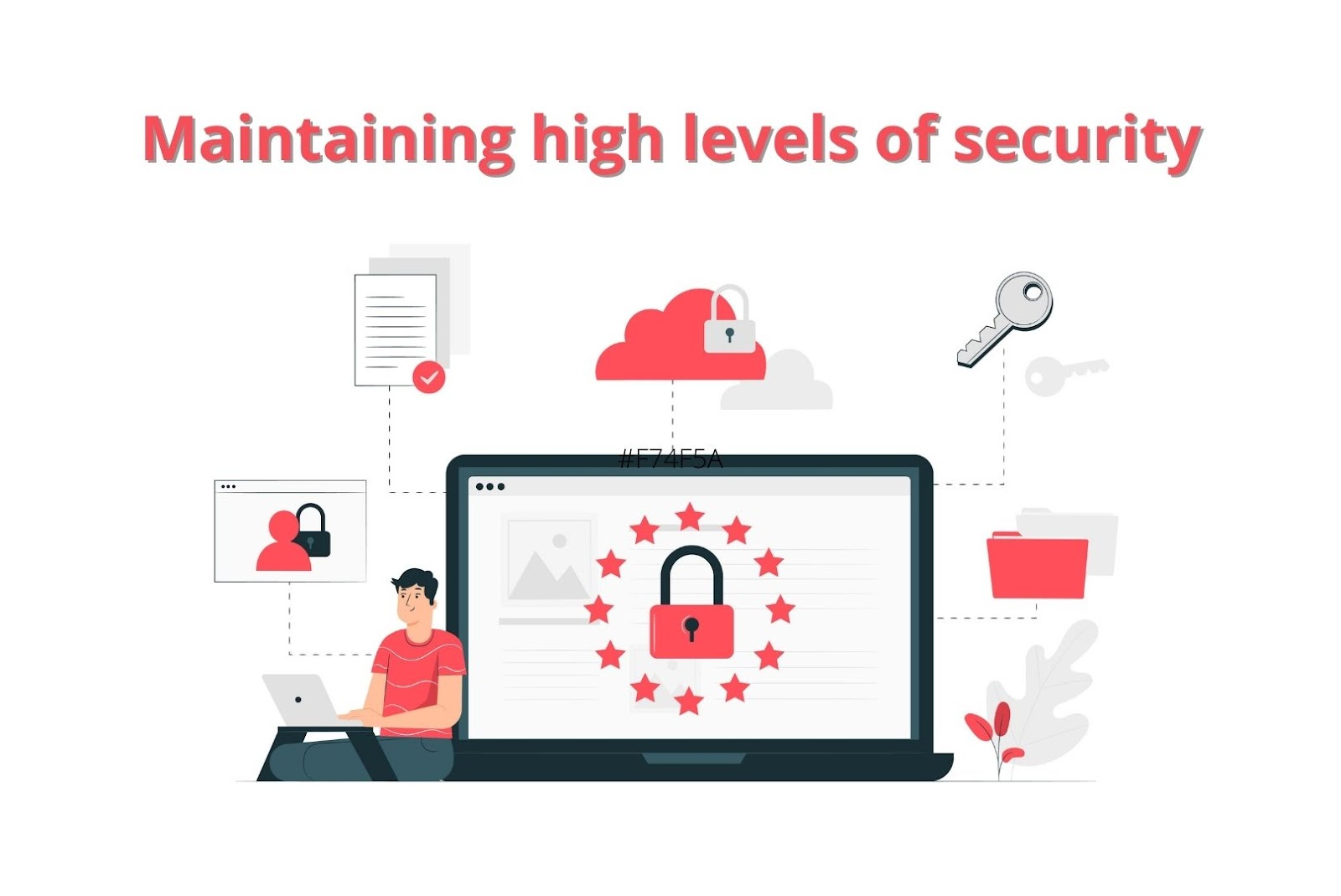 Maintaining high levels of security