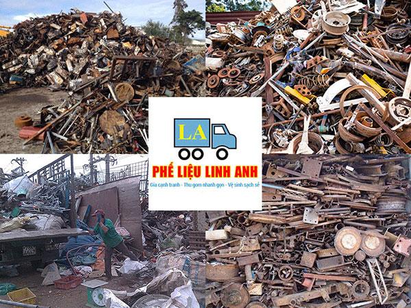 Hàng ngày có rất nhiều phế liệu được thải ra môi trường