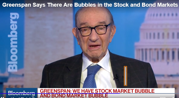 Alan Greenspan Lives...In the Chinese Credit Markets