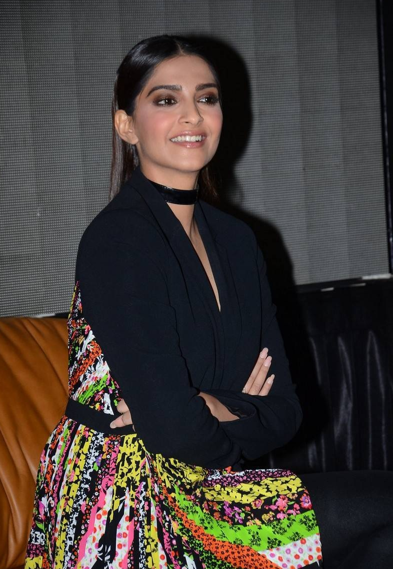 Sonam Kapoor face of bollywood fashion
