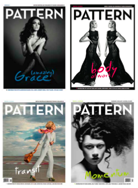 Pattern Magazine Covers