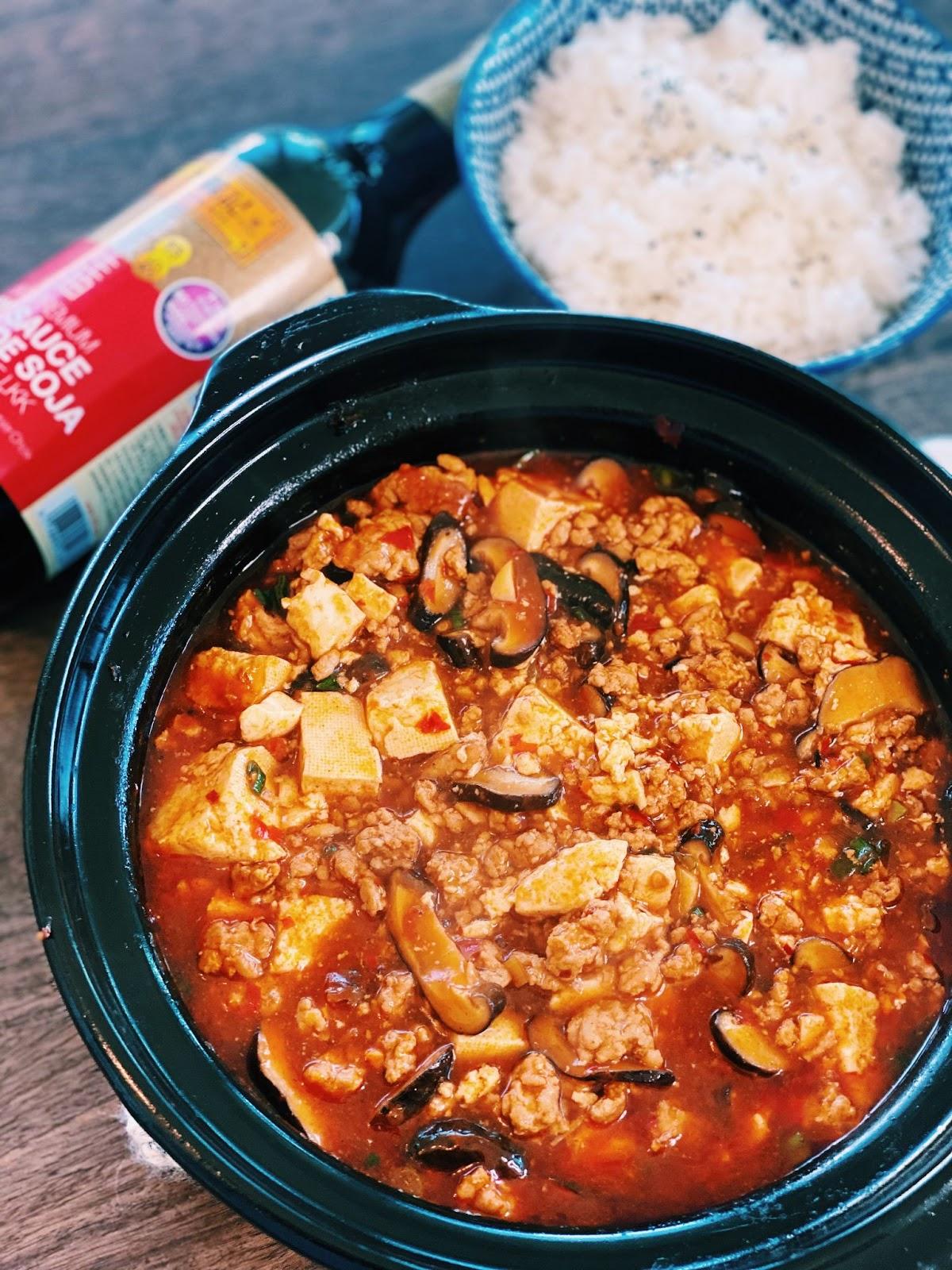 Mapo Tofu (20 Minutes  Recipe!)