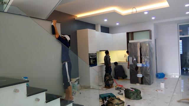 Đơn giá sửa chung cư trọn gói