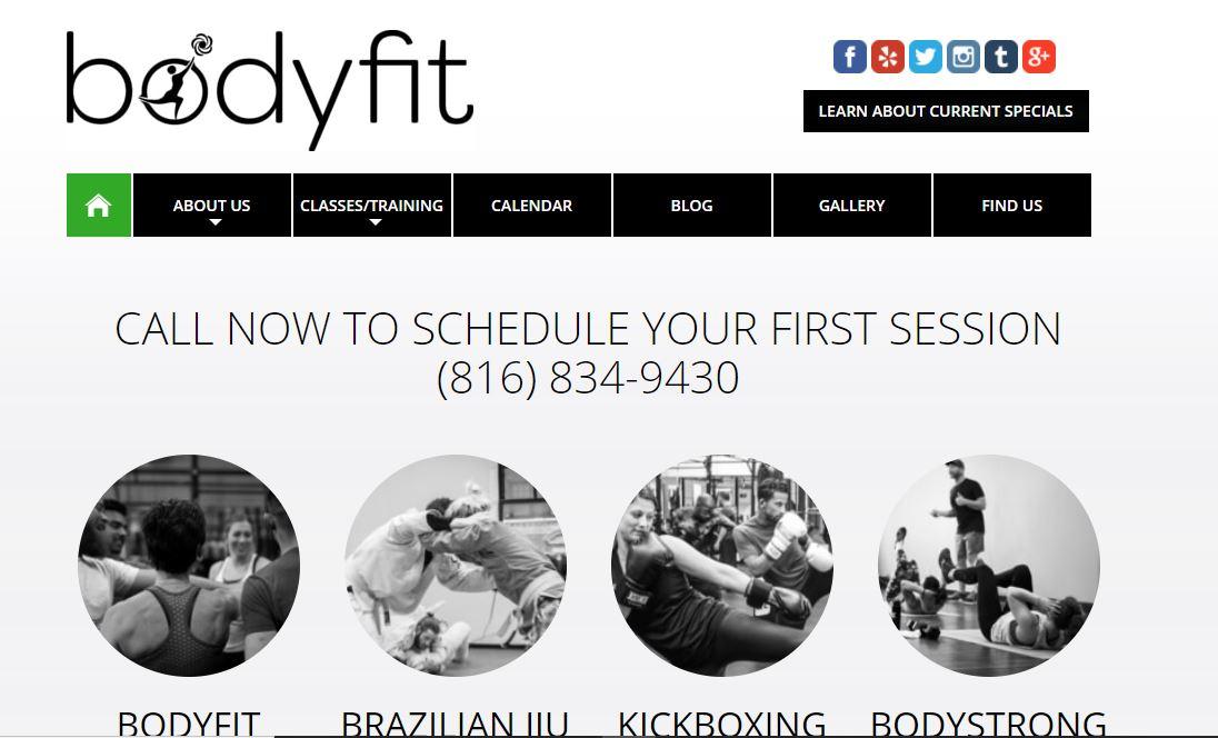 Bodyfit's website.