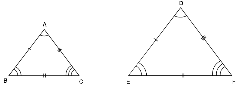 Geometry Similar Triangles The Learning Point